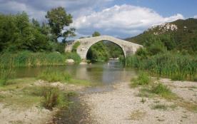 pont du Spinu à Cavadda( Sartène)