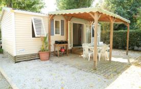 Mobil home 6 personnes 3 chambres 30m²- Un camping familial**** à 1km400 m de la mer du Cap d'Agde et du Grau d'Agde ...