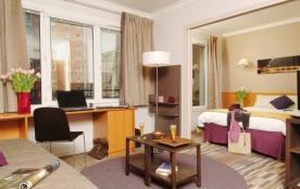 Adagio Aparthotel Paris Porte de Versailles - Appartement 1 chambre 4 personnes