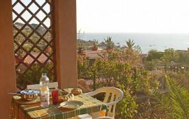 Studio pour 2 personnes à Costa Paradiso