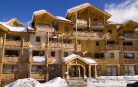 Résidence Le Parc des Airelles -appartement+ coin montagne-BCT