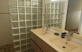 sallde bain de la chambre n°1