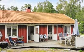 Maison pour 3 personnes à Stillingsön