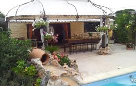 Villa pour 4 pers. avec piscine, Vidauban