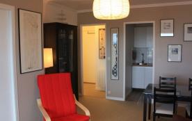 """Appartement, """"meublé de tourisme 3*"""" 2 pièces dans résidence de standing, 4 pers"""