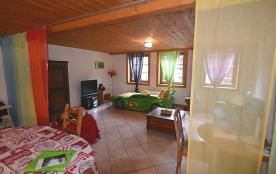 Appartement pour 1 personnes à Rossinière