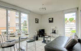 Appartement pour 2 personnes à Cagnes-sur-Mer
