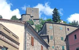 Studio pour 3 personnes à Montecatini Val di Cecina
