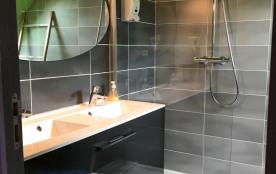 salle de douche suite bréhat