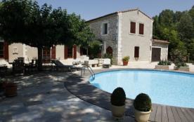 Villa avec piscine privée à Saint Remy de Provence