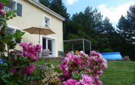 Villa neuve au coeur des Cévennes - Concoules