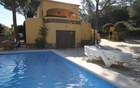 Villa avec piscine privée à Puig Sec