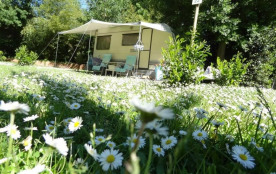 Camping Albizia, 71 emplacements, 19 locatifs