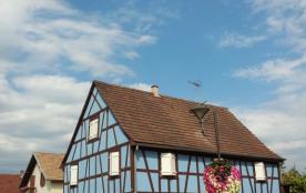 Appartement dans maison alsacienne près de Colmar
