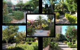 Petit parc de la résidence