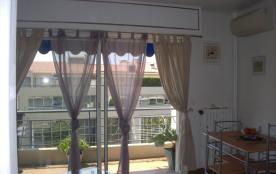 Studio de charme 23 m² à Cannes (Alpes-Maritimes)
