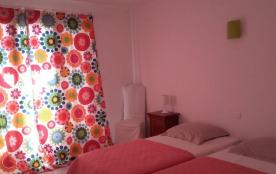 Chambre lits jumeaux en largeur 90 cm chacun