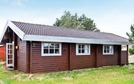Maison pour 3 personnes à Bindslev