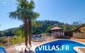 Villa CV Cora - Jolie villa avec piscine privée et d'agréables extérieurs.