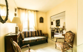 Elegant 2bdr close to Eiffel Tower