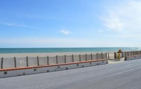 Saint Cyprien (66) - Centre plage - Les Flots Cipriano. Appartement - terrasse 3 pièces - premier...