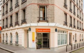 Adagio access Aparthotel Paris Philippe Auguste - Appartement Studio 2 personnes