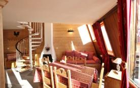 Appartement de charme en duplex 3 pièces 6 personnes Catégorie 4.