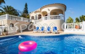 Location de cette villa sur la Costa Blanca pour