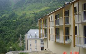 Appartement 47 m² avec balcon vue sur montagne