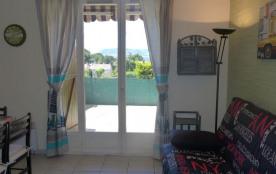 Appartement pour 1 personnes à Saint Cyr sur Mer La Madrague