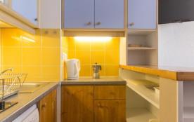 Appartement 2 pièces mezzanine 6 personnes (2229)