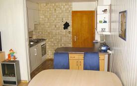 Appartement pour 3 personnes à Ernen