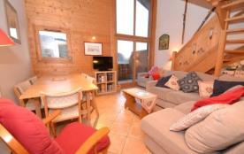 Appartement 4 pièces mezzanine 8 personnes (021)