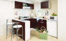 Camping Risle Seine Les Etangs - Mobil-home Confort 31m² - 2 chambres, 2 salles de bain + terrass...