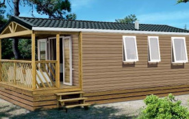 Mobil-home Loggia bay - 2 chambres - 5 pers.