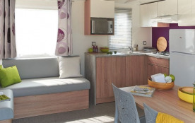 Location Mobil home 3 chambres camping 4*