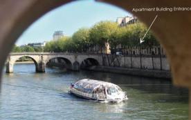 ILE ST LOUIS ,BEST PARIS LOCATION,FABULOUS PLACE