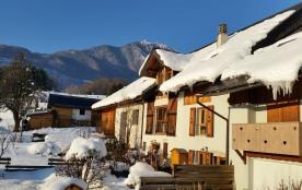La Ferme de Noémie - ski chalet