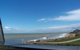 Appartement Normandie vue sur mer plage du débarquement - Bernières sur Mer
