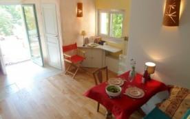 Gîte studio de charme, écologique, calme - La Boissière