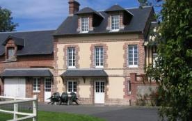 Maison normande proche Cabourg Deauville