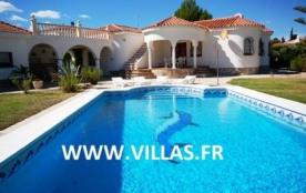 Villa DV Capi - Ravissante et confortable villa implantée sur un beau jardin arboré et profitant ...