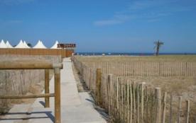 Al Trayou - accès à la plage