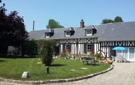 """gite """"cottage normand"""" - Saint-Sauveur-d'Émalleville"""