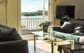 Maison pour 4 personnes à Ljusterö