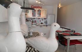 Gruissan (11) - Secteur Port - Résidence Chebek. Appartement 3 pièces - 40 m² environ - jusqu'à 4...