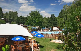 Camping LA BELLE ETOILE, 190 emplacements