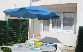 Quartier du Port, proche du centre aquatique et de la plage, Résidence Eperon studio de 23,74 m² ...
