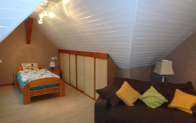 Chambre 5 + convertible 2 personnes