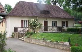 Ancien moulin disponible en gite ou en chambres d'hôtes à Lamothe Fenelon